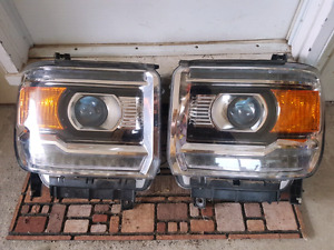 Headlights out of 2015 GMC