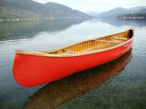 looking for a free canoe for a project