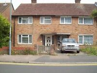 Newly refurbished 3 bedroom house with good size garden and garage