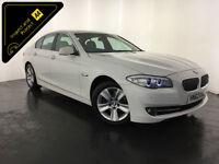 2012 62 BMW 520D EFFICIENT DYNAMICS 184 BHP 1 OWNER SERVICE HISTORY FINANCE PX