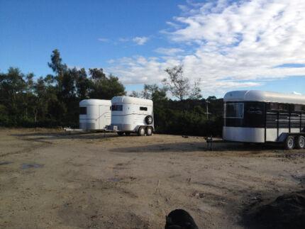 Caravan Car Trailer storage parking on Sydneys Northern Beaches