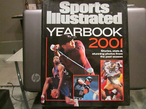 SPORTS ILLUSTRATED YEARBOOK - PRICE REDUCED