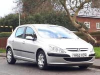 Peugeot 307 1.6 16v ( a/c ) 2002 LX