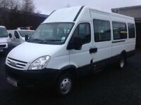 Iveco DAILY 3.0 td minibus 16 seats + chair lift 2008 45C15