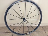 Road bike front wheel