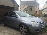 Vauxhall Corsa 2003 1.2 £550 ONO