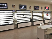 FREE EYE EXAM - Wednesday April 5th with Purchase of Rx Glasses
