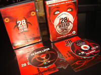 DVD-28 JOURS PLUS TARD+SEMAINES/28 DAYS LATER+WEEKS-FILM/MOVIE