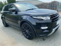 2011 Land Rover Range Rover Evoque 2.2 SD4 Dynamic Lux AWD 5dr SUV Diesel Automa