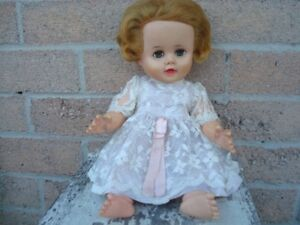 VINTAGE STAR DOLL FROM THE LATE 50'S