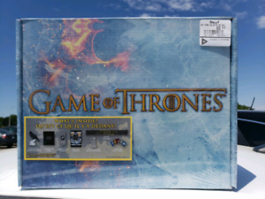 Coffret de collection Game of Thrones