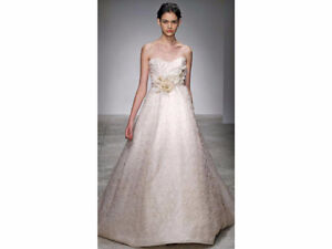 """CHRISTOS COUTURE WEDDING GOWN """"KANDACE"""""""
