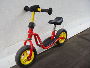 PERFECT GIFT FOR 2-4 YEAR OLD, BIKE FROM GERMANY