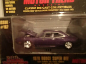 Racing Champions Diecast Collectible 1970 Dodge Super Bee