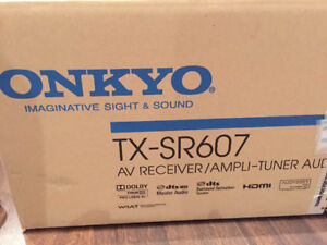 Onkyo 7.2 Channel A/V Surround Home Theatre Receiver