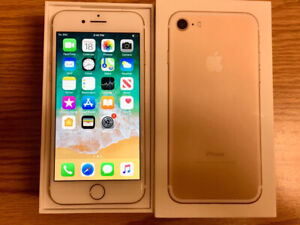 32gb iPhone 7 - Unlocked - Perfect Condition