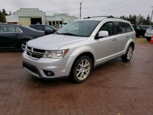 *2012 DODGE JOURNEY R/T AWD, 6 MONTH WARRANTY AND & INSPECTION*