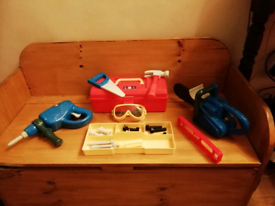 Bob the Builder tools