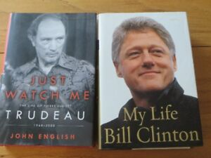 Biographies Trudeau Clinton