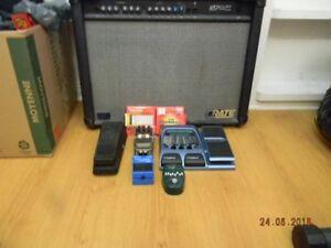 Cordes pour guitare électriques