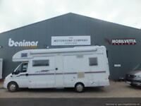 Lunar Roadstar 720 four berth motorhome for sale