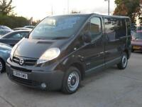 Nissan Primastar 2.0dCI SE 2700 SWB, ONE OWNER, AIR CON, 111,000 MILES