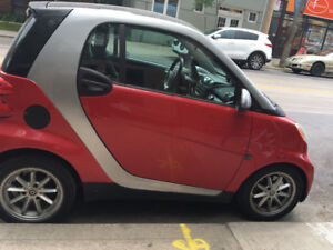 Priced For Quick Sale Low kilometers (46000) 2009 Smart