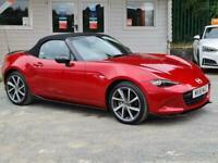 2016 Mazda MX-5 2.0 SKYACTIV-G Sport Recaro 2dr Convertible Petrol Manual