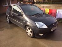 Ford Fiesta 2005 No MOT SPARES OR REPAIRS