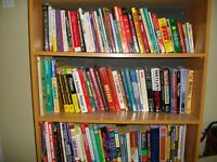 50 BOOKS FOR $100 (MINT CONDITION) - AVG COST WAS $25/BOOK