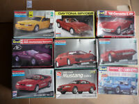 plastic model kits for sale