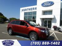 2014 Ford Edge Limited Sudbury Ontario Preview