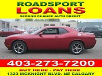 2010 DODGE CHALLENGER BAD CREDIT OK APPLY NOW $29 DN 2 PAY STUBS Calgary Alberta Preview
