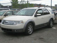 2009 Ford FreeStyle/Taurus X SEL AWD SUV, Crossover