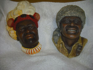 REDUCED!!Genuine Bosson Heads From England