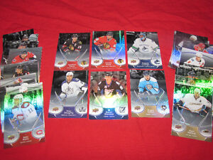 Over 400 different McDonald's hockey cards, includes stars