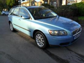 Volvo V50 2.0D 2005MY S HPI CLEAR INC WARRANTY COMPLETE WITH M.O.T