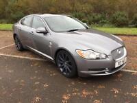 2008 Jaguar XF 2.7TD Auto 4 Door Saloon Premium Luxury Luner Grey Metallic.