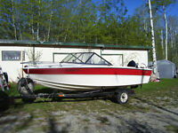 17 FOOT CANAVENTURE BOAT