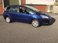 2008 Citroen C4 Picasso 1.6 HDi VTR+ 5dr