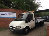 FORD TRANSIT 2.4 MANUAL RECOVERY TRUCK READY FOR BUSINESS