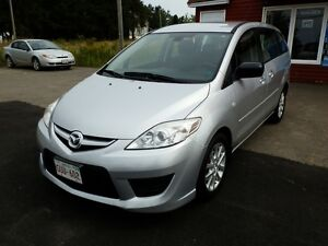 JUST SOLD! 2009 Mazda 5 - LOADED- Easy Financing for EVERYONE!