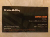 Shop or Mobile welding services