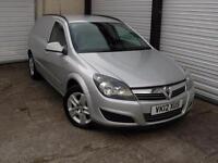 2012 12 Vauxhall Astra Van 1.7CDTi 16v Sportive **Service History **NO VAT**