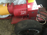 Wind power 50/30 pto-driven generator