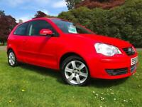 *WOW ONLY 13K*2008(08)VW POLO 1.4 MATCH AUTOMATIC 3DR-VERY RARE WITH THIS MILES*