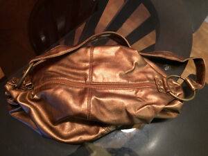 Copper Coloured Boho Style Purse West Island Greater Montréal image 4