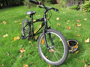 Kids Triumph Rave bike i, very nice condition. 4-5 years and up London Ontario image 2