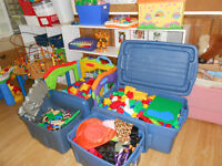 DAYCARE CENTER CLOSING-SALE JULY 1ST 8h30-BOUCTOUCHE