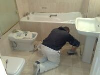 CALL JOHNNY FOR PLUMBING/TILING/BATHROOM REFITS/SHOWERS/DECORATING